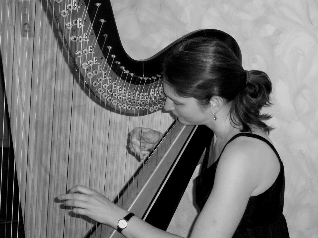 Christiane Voth Harfe solo